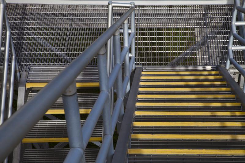 Headworks Stairs