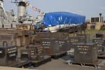 Heavy Weights at Charlestown Navy Yard