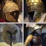 Helmets photographs