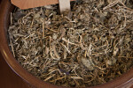 Herbs in a Pot Called Ebem Gömece