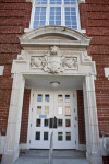 Hernando County Courthouse Entrance