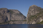 Hetch Hetchy Dome and Kolona Rock