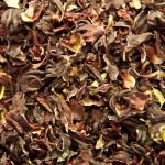 Hibiscus Tea at the Spice Bazaar in Istanbul, Turkey