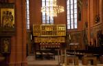 High Altar at Saint Bartholomeus's Cathedral, Frankfurt