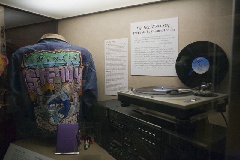 Hip Hop Exhibit
