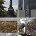 Historic Event Sculpture photographs