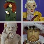 Historical Figures photographs