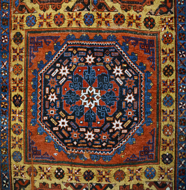 Holbein Type Carpet