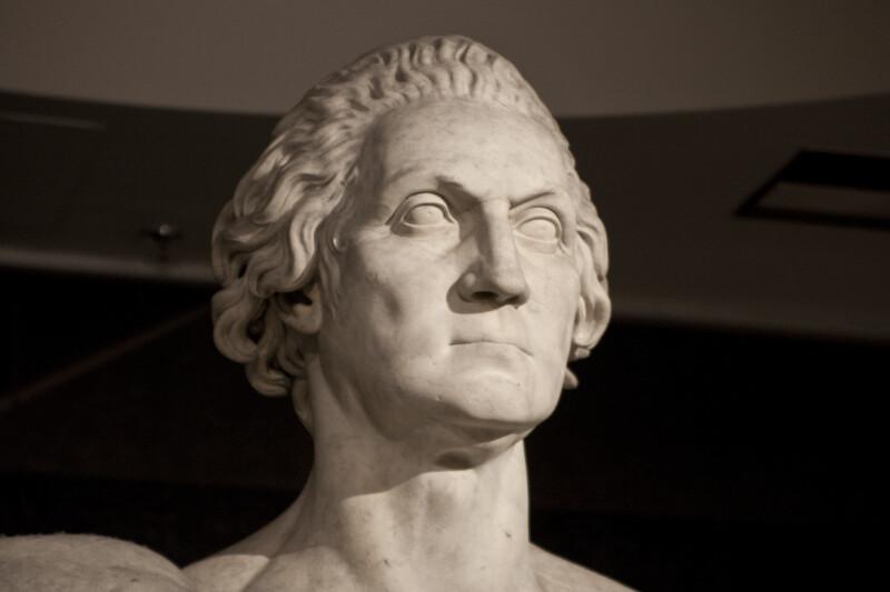 Horatio Greenough's George Washington