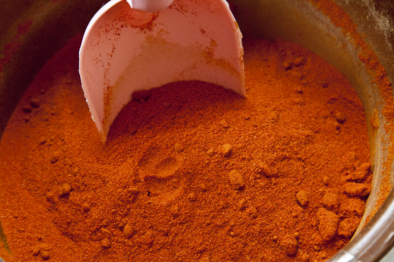 Hot Pepper Powder