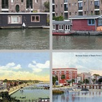 House Boats photographs