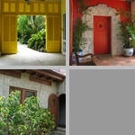 Household Doors photographs