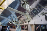 Hubble Telescope Mirror