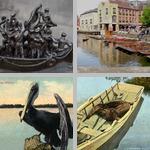 Human-Powered Boats photographs
