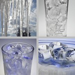 Ice photographs