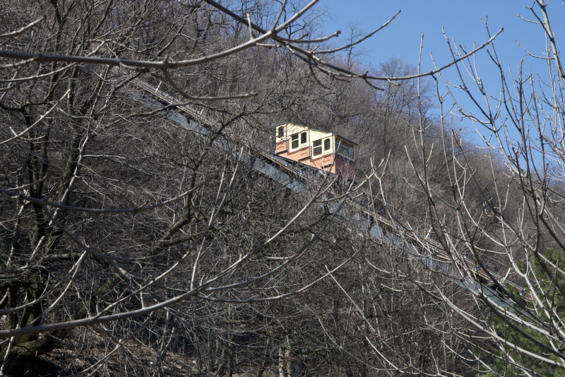 Incline Car