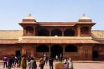 Inner Courtyard of Jodha Bai's Palace
