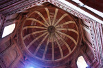 Inside the Domed Ceiling