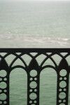 Iron Railing by Ocean