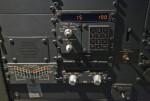 IRS Display on an Airplane's Control Panel