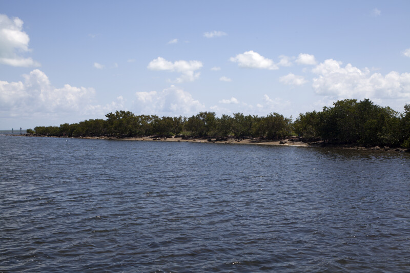 Island at Biscayne National Park