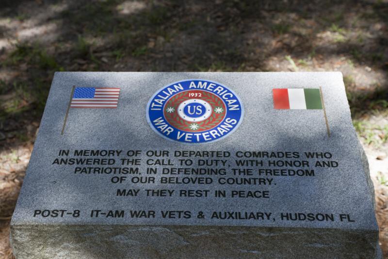 Italian-American Veteran's Memorial