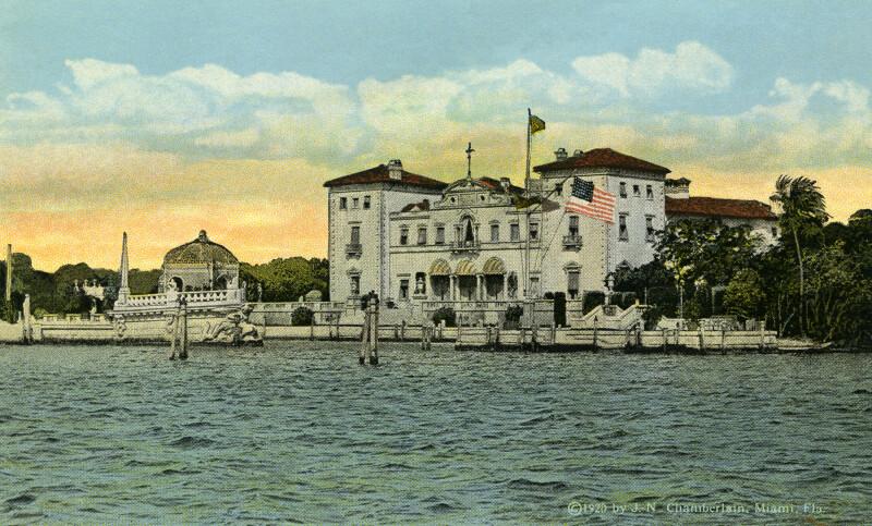 James Deering's Mansion