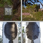 Jean Ribault Monument photographs
