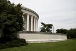 Jefferson Memorial and Washington Monument