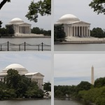 Jefferson Memorial photographs