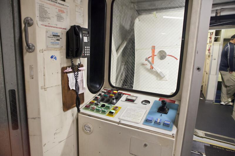 Jetway Control Panel