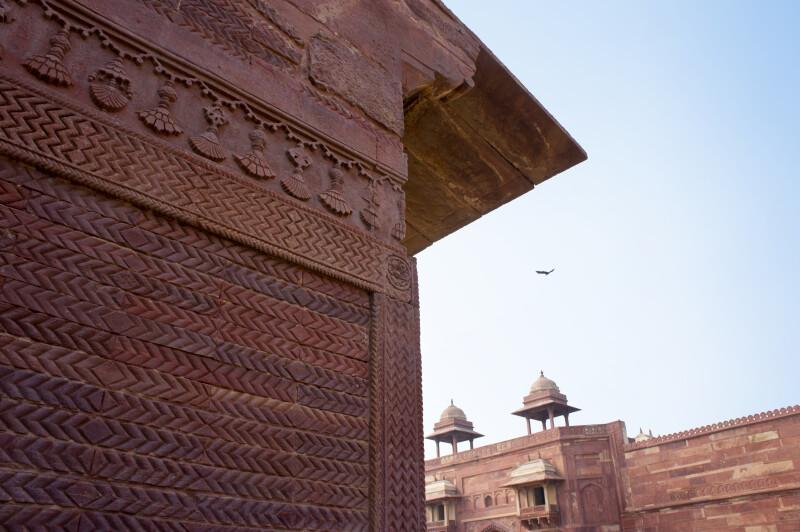 Jodha Bai's Palace
