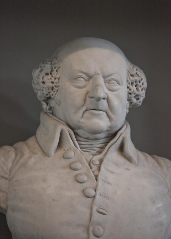 John Adams Bust