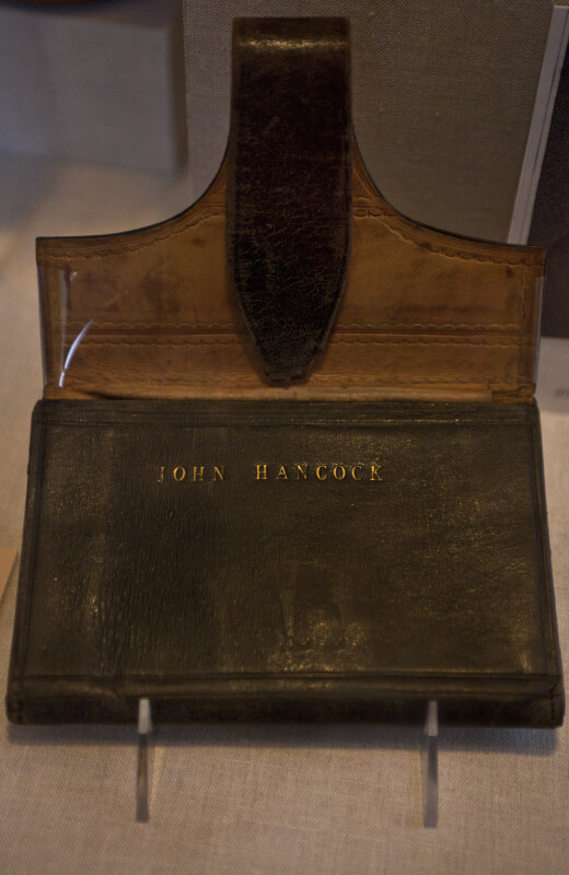 John Hancock Pocket Book