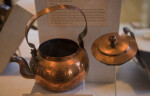 John Hancock Tea Kettle