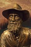 John Muir Cast in Bronze