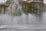 Karl's Plaza Fountain