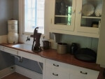 Kitchen at The Barnacle