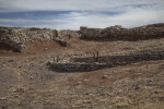 Kiva and Ruins of Mound Seven at Gran Quivira
