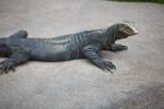 Komodo Dragon Bronze