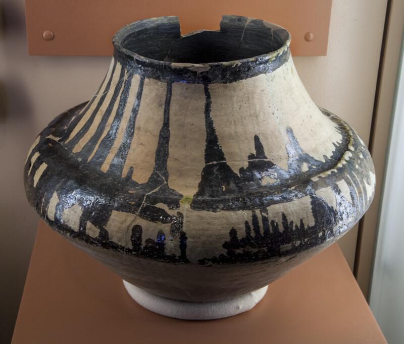 Kotyití Glaze Jar