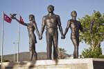 Kusadasi Peace Monument of Atatürk and Youth