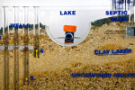 Lake Area of Groundwater Model