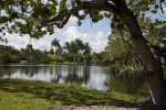 Lake at Fairchild
