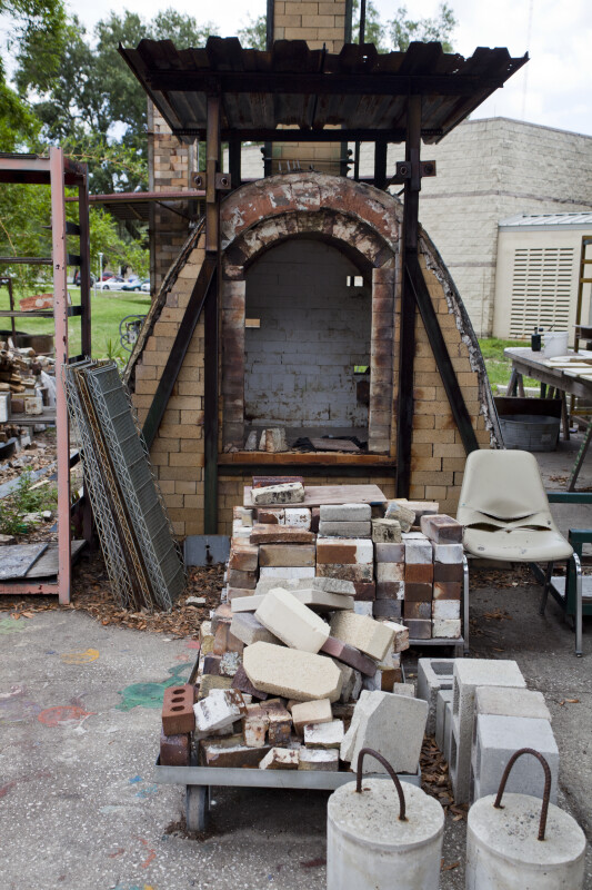 Large Outdoor Kiln