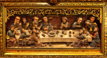 Last Supper Relief Sculpture
