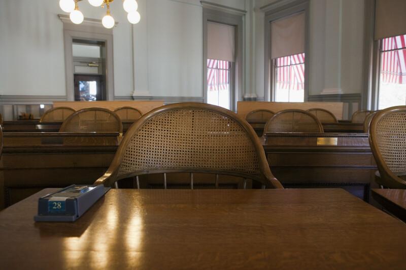 Legislator's Desks