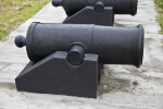 Level Mortars at the Water Battery