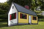 "Lichtenstein's ""House 1"""
