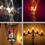 Light Bulbs photographs
